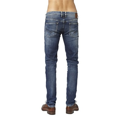 PEPE JEANS LONDON Hatch - Jean slim - denim bleu