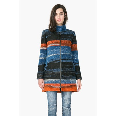 Vorale - Manteau - multicolore
