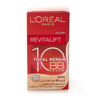 BB cream Revitalift repair 10 light - 50 ml