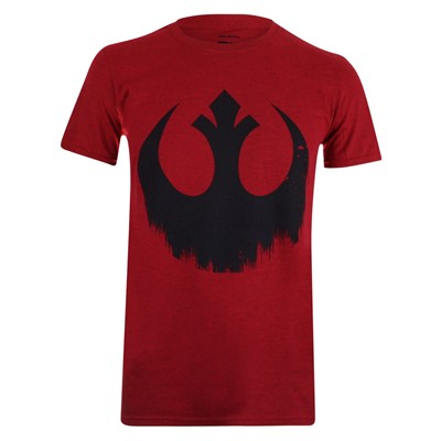 Distressed Empire - T-shirt - rouge
