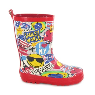 Smiley Travel - Bottes
