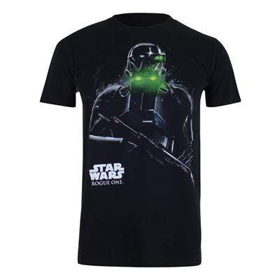 Death Trooper - T-shirt - noir
