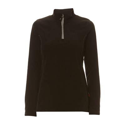 Karine - Sweat polaire - noir
