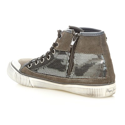 Industry Sequin - Sneakers à sequins - gris