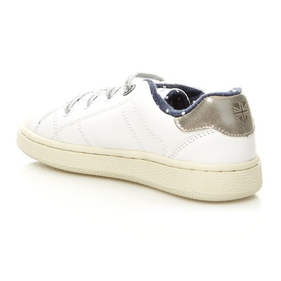 Lane Girl - Baskets en cuir - blanc