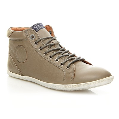 William Basic - Sneakers montantes - gris