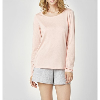 Emy - T-shirt manches longues - rose