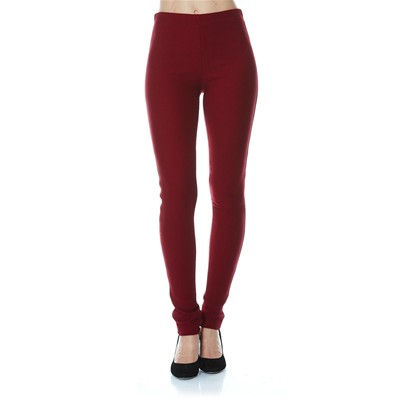 Legging - bordeaux