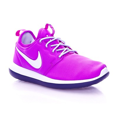 Roshe Two - Sneakers en toile - violet