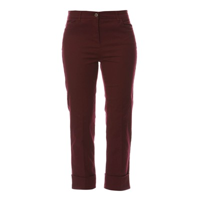 Tino - Pantalon chino - bordeaux