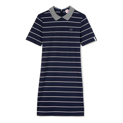 Robe polo - bicolore