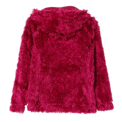 Lianna AT200 - Sweat polaire toucher doux - fuchsia
