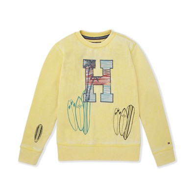 Weastcoaster CN - Sweat-shirt - jaune
