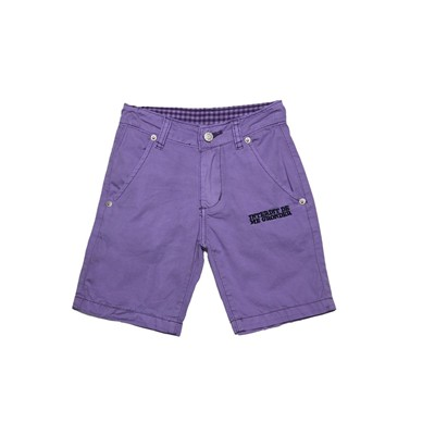 Player - Short Garçon - parme
