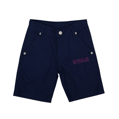 Play - Short - bleu