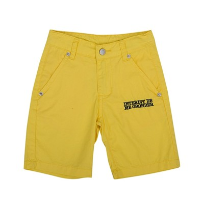 Play - Short - jaune