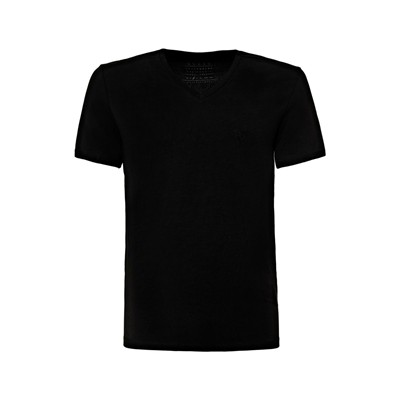 Graphic tee - T-shirt - noir
