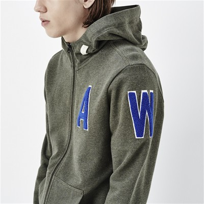 G STAR Warth Hooded - Sweat à capuche - kaki