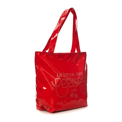Rumba M - Sac cabas - rouge