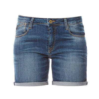 Janka - Short en jean - denim bleu