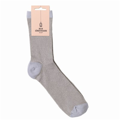 Dina Solid - Chaussettes - gris