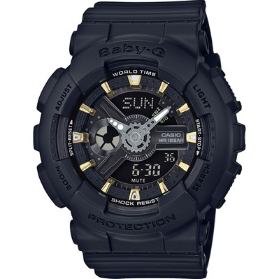 Casio Baby-G - montre digitale - noir