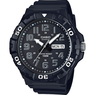 Casio Collection - Style casual - noir