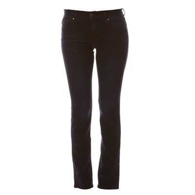 Sandy - Jean droit - denim noir