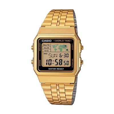 Casio Collection - Montre - jaune