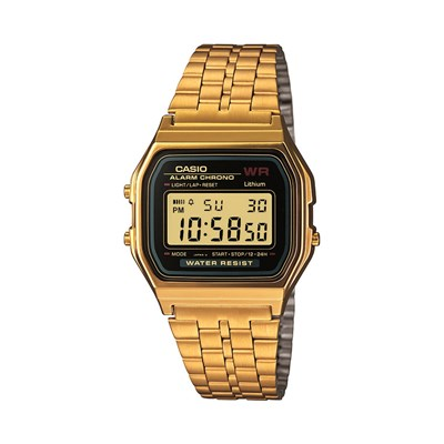 Casio Collection Retro - Montre - doré