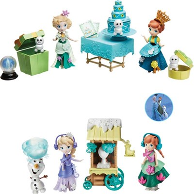 Frozen - Figurines - multicolore