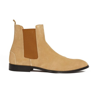 Fischeri - Bottines en cuir - marron clair