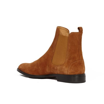 Fischeri - Bottines en cuir - marron