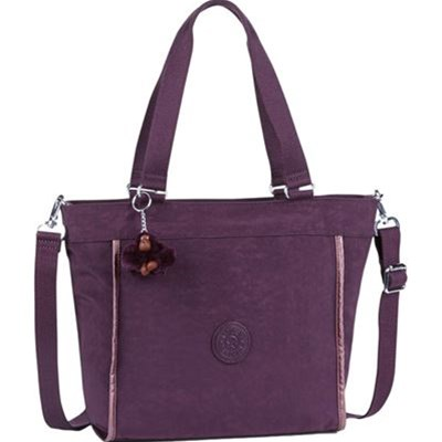 Sac shopping - violet