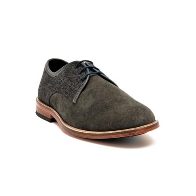 Mojo - Derbies en cuir - gris