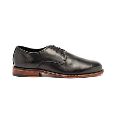 Bill - Derbies en cuir - noir