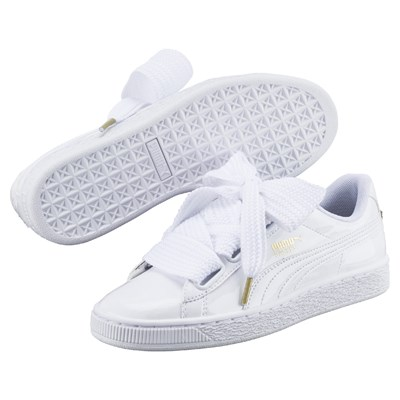 Puma Heart - Baskets - blanc | Brandalley