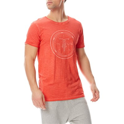 Giovani - T-shirt - rouille