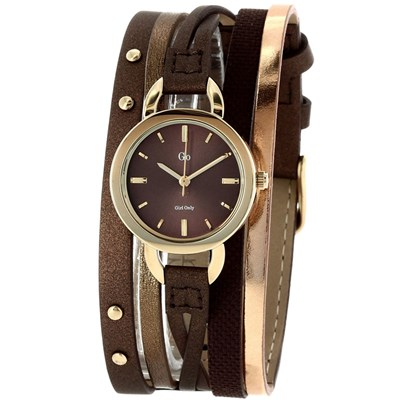 698529 - Montre en cuir - marron