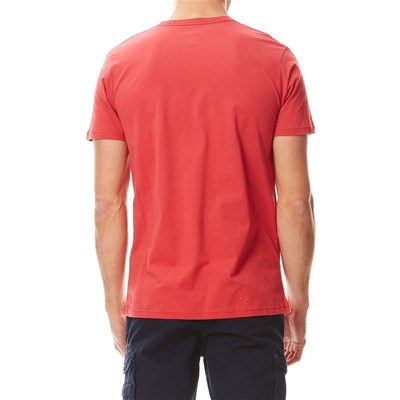 Active Logo - T-shirt en coton - rouge