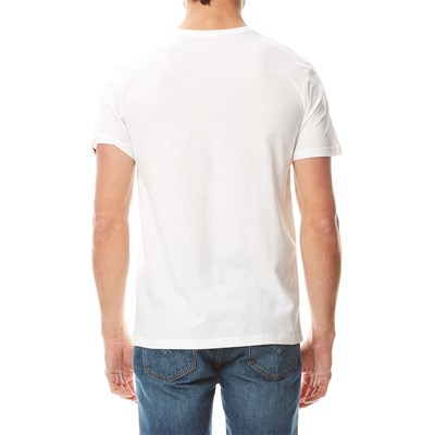 Readbetween - T-shirt en coton - blanc