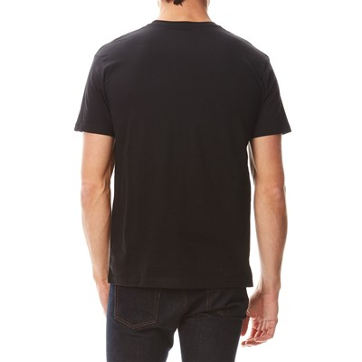 Rightup - T-shirt en coton - noir