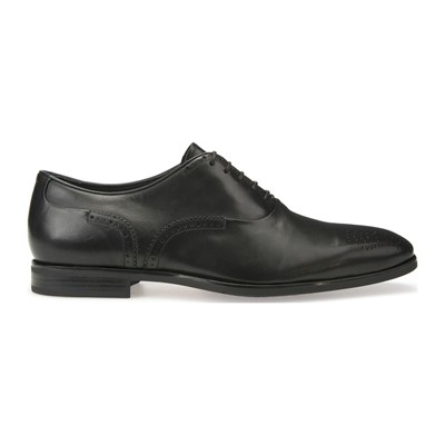 New life - Derbies en cuir - noir