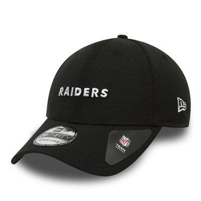 39Thirty Raiders - Casquette - noir