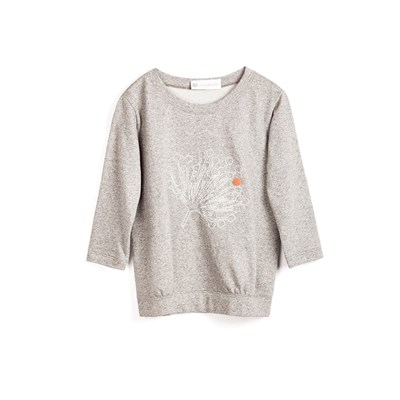 Isidor - Sweat-shirt - gris chine