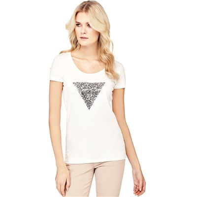 Graphic Tee - T-shirt - blanc