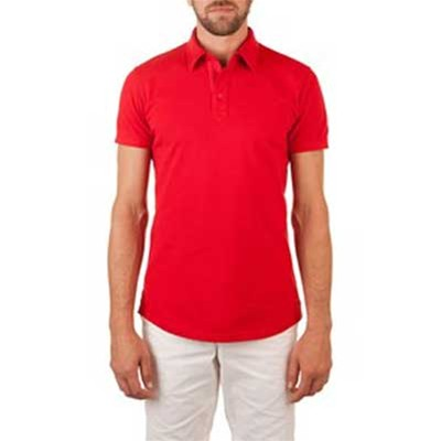 The Chiller - Polo - rouge