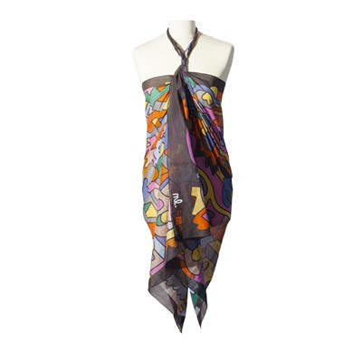 Mountain - Foulard - multicolore