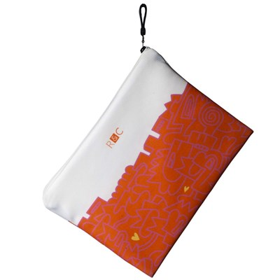 Yel love - Pochette - orange