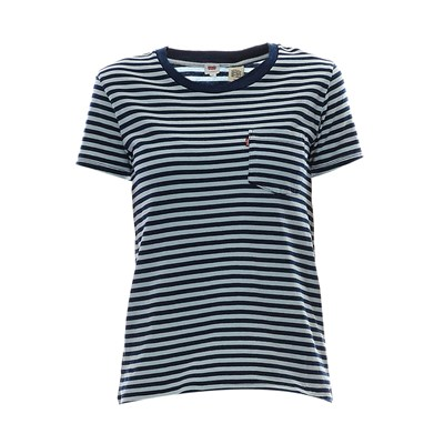 Perfect Pocket - T-shirt - bleu